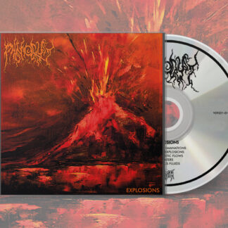 PHENOCRYST - Explosions CD