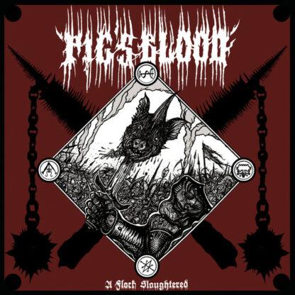 PIG'S BLOOD - A Flock Slaughtered LP