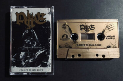 Pyre - Chained To Ossuaries CASSETTE