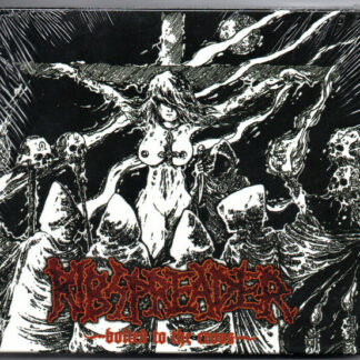 RIBSPREADER - Bolted To The Cross CD