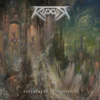 RIPPER – Experiment of Existence CD