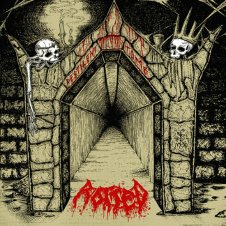 ROTTED - Pestilent Tomb LP