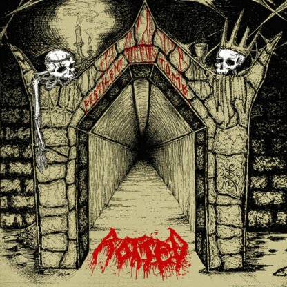 ROTTED - Pestilent Tomb LP