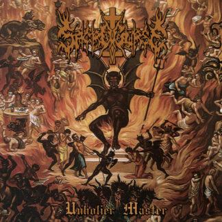 SACROCURSE – Unholier Master LP