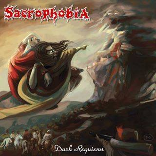 SACROPHOBIA – Dark Requiems CD