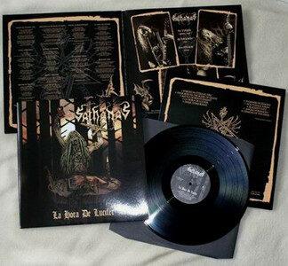 SATHANAS – La Hora De Lucifer LP