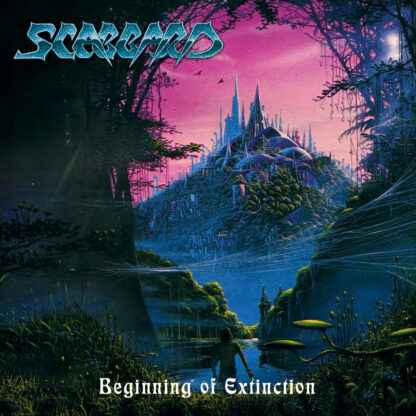 SCABBARD - Beginning of Extinction CD