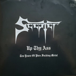 SCEPTER - Up Thy Ass (Ten Years Of Pure Fucking Metal)