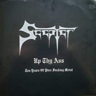 SCEPTER - Up Thy Ass (Ten Years Of Pure Fucking Metal)