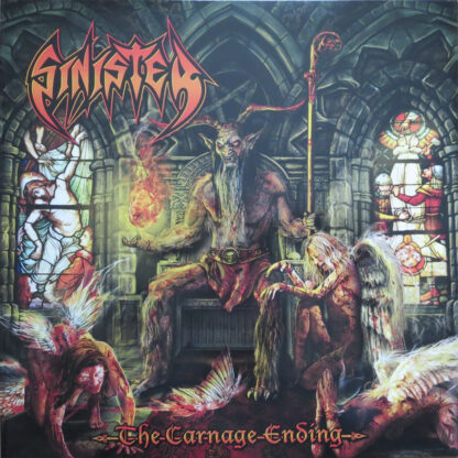 SINISTER - The Carnage Ending LP