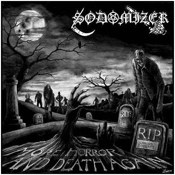SODOMIZER - More Horror And Death Again LP