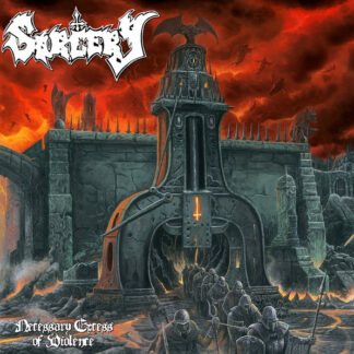 SORCERY - Necessary Excess of Violence CD