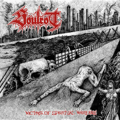 SOULROT - Victims of Spiritual Warfare CD