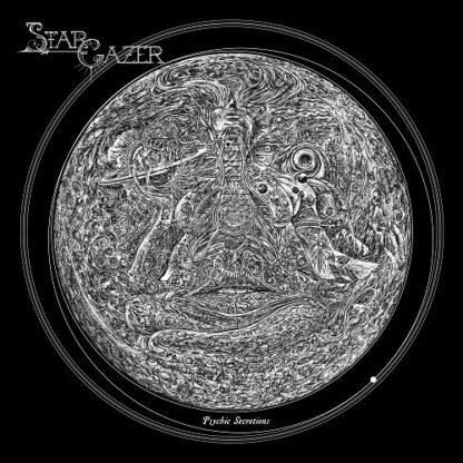STARGAZER - Psychic Secretions LP
