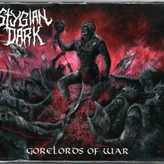 STYGIAN DARK - Gorelords Of War CD