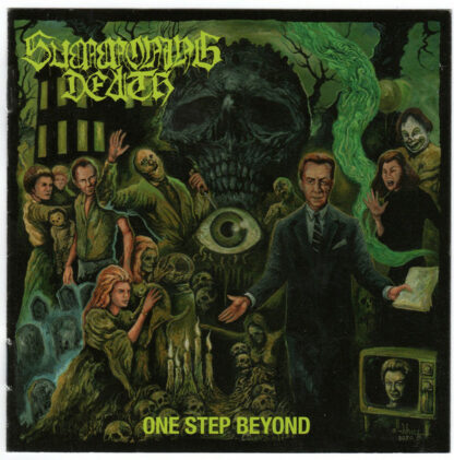 SUMMONING DEATH - One Step Beyond CD