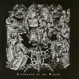TEMPLE OF BAAL - Servants Of The Beast LP