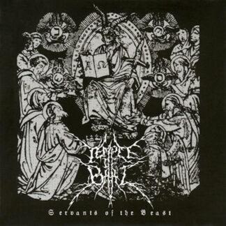TEMPLE OF BAAL - Servants Of The Beast LP