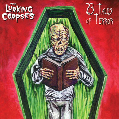 THE LURKING CORPSES - 23 Tales Of Terror LP
