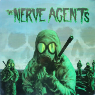 THE NERVE AGENTS - The Nerve Agents LP