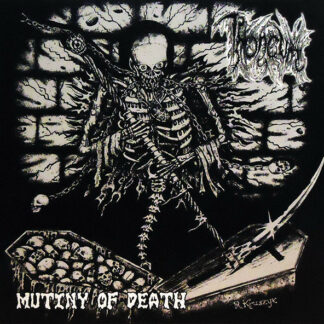 THRONEUM - Mutiny Of Death LP