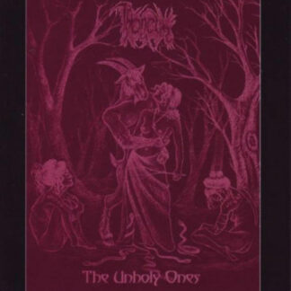 "THRONEUM - The Unholy Ones 10""MLP"