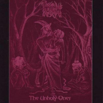 "THRONEUM - The Unholy Ones 10""MLP"