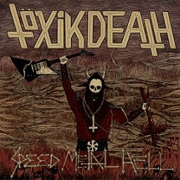 TÖXIK DEATH – Speed Metal Hell CD