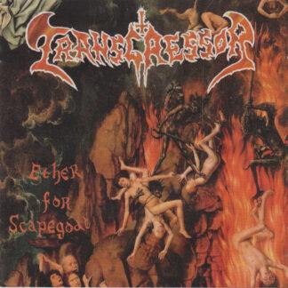 TRANSGRESSOR - Ether for Scapegoat CD
