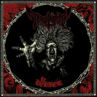 TRIBULATION - The Horror LP