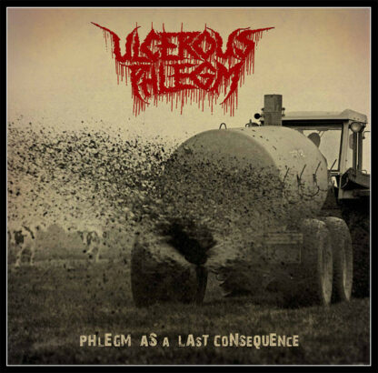 ULCEROUS PHLEGM -Phlegm as a last consequence LP