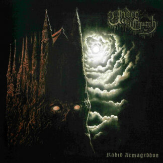 UNDER THE CHURCH – Rabid Armageddon CD