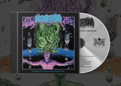 UNIVERSALLY ESTRANGED - Reared Up In Spectral Predation CD