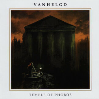 VANHELGD – Temple Of Phobos CD