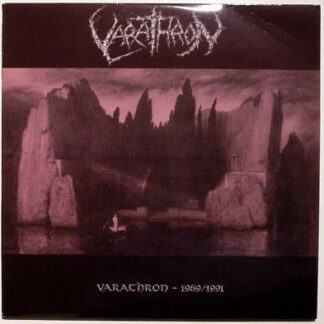 VARATHRON - Varathron - 1989/1991 LP
