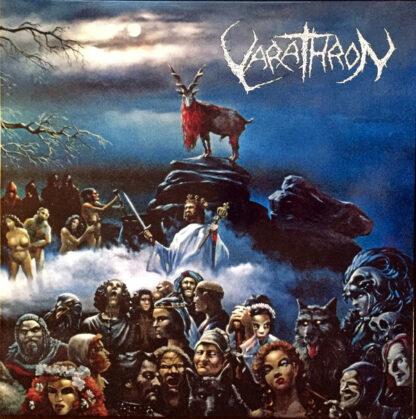 VARATHRON - Walpurgisnacht LP