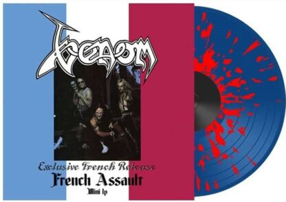 VENOM - French Assault LP