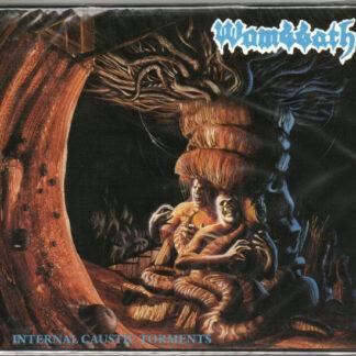 WOMBBATH - Internal Caustic Torments 2xCD Front