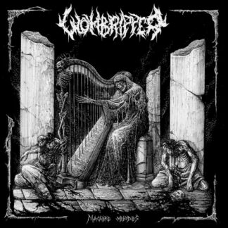 WOMBRIPPER - Macabre Melodies CD
