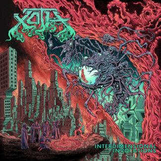 XOTH - Interdimensional invocations LP