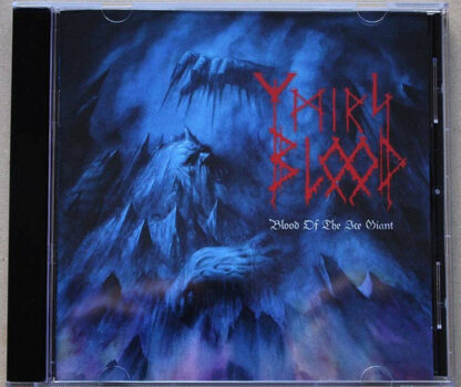YMIR'S BLOOD – Blood Of The Ice Giant CD