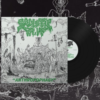SADISTIC DRIVE - Anthropophagy LP