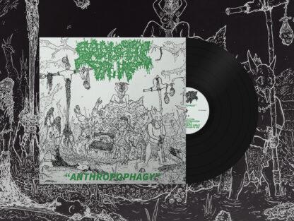 SADISTIC DRIVE - Anthropophagy LP